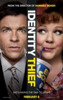 Movie Poster for Identity Thief